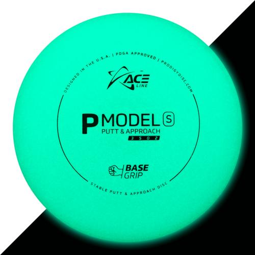 Prodigy Disc ACE LINE P MODEL S GLOW BASEGRIP 170g-175g