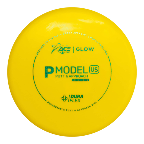 Prodigy Disc ACE LINE P MODEL US GLOW DURAFLEX 170g-175g Putt & Approach