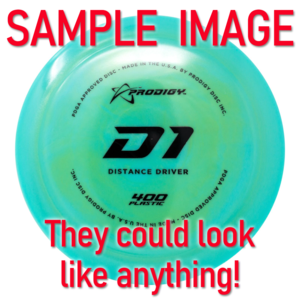 Prodigy Disc D1 400 FACTORY SECOND