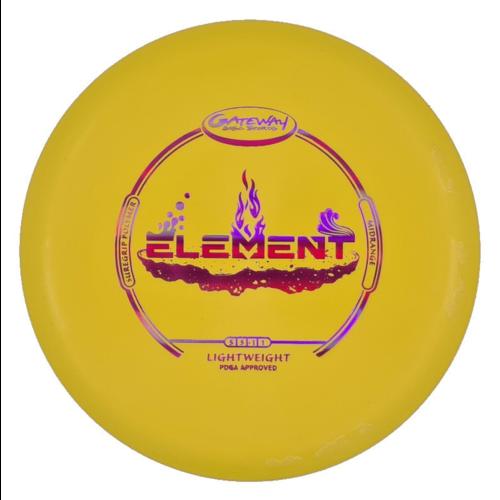 Gateway Disc Sports ELEMENT SUREGRIP LIGHTWEIGHT 145g-159g Midrange