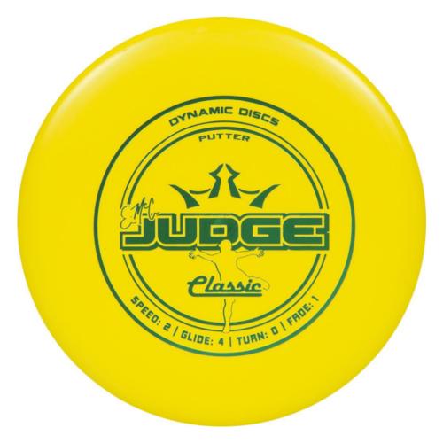 Dynamic Discs JUDGE CLASSIC EMAC 173g-176g