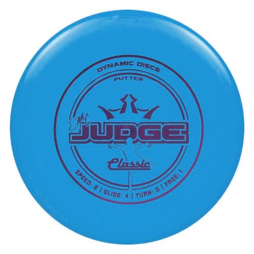 Dynamic Discs JUDGE CLASSIC EMAC 173g-176g Putt & Approach