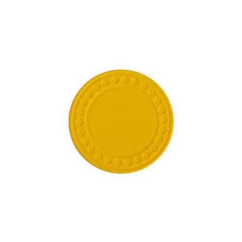 CHH Quality Products POKER CHIP 8G YELLOW (50 ct)