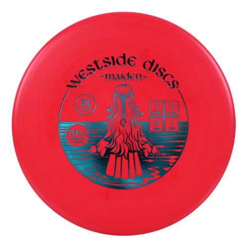 Westside Discs MAIDEN BT HARD 173g-176g Putter