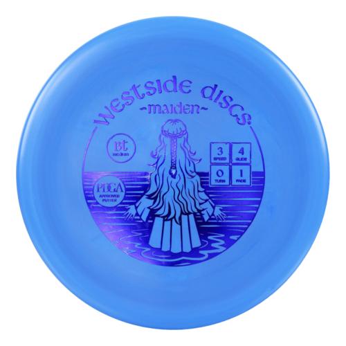 Westside Discs MAIDEN BT HARD 173g-176g