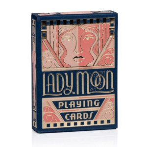 ART OF PLAY LADY MOON PLAYING CARDS