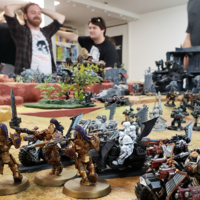 Role-Playing and Miniature Wargames