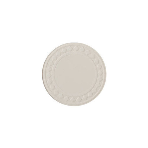 CHH Quality Products POKER CHIP 8G WHITE (50 ct)
