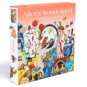 Laurence King Publishing LK1000 ALICE'S WONDERLAND