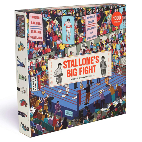 Laurence King Publishing LK1000 STALLONE'S BIG FIGHT