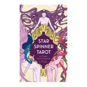 Chronicle Books TAROT STAR SPINNER