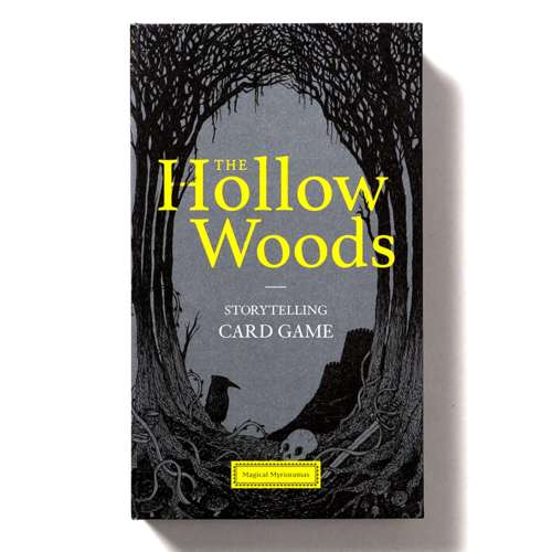 Laurence King Publishing THE HOLLOW WOODS
