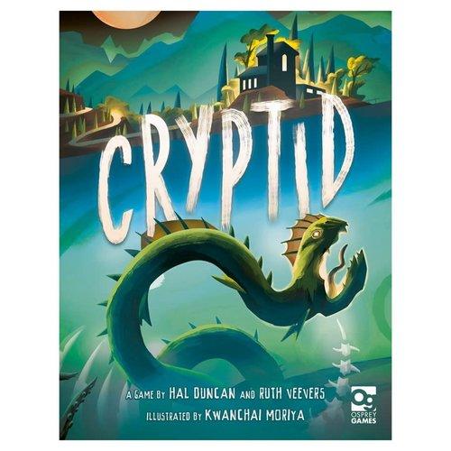 Osprey Publishing CRYPTID