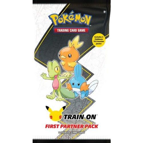 Pokemon USA POKEMON: FIRST PARTNER PACK - HOENN