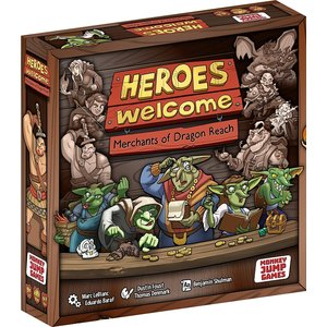 Pencil First Games HEROES WELCOME