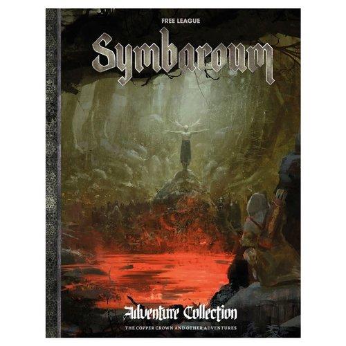 Free League Publishing SYMBAROUM: ADVENTURE COLLECTION