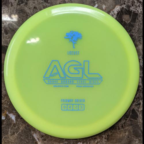 AGL Discs LOCUST ALPINE 170g-172g Fairway Driver