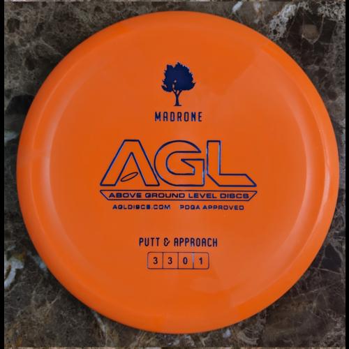 AGL Discs MADRONE WOODLAND 170g-172g Putt & Approach
