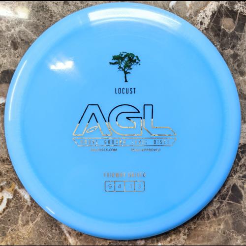 AGL Discs LOCUST ALPINE TUNDRA 173g-176g Fairway Driver