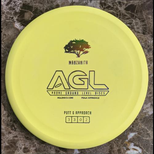 AGL Discs MANZANITA WOODLAND 173g-176g Putt & Approach