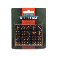 KILL TEAM: ORK KOMMANDOS DICE