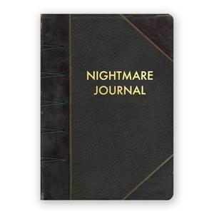 The Mincing Mockingbird & The Frantic Meerkat NIGHTMARE JOURNAL - MEDIUM