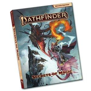 Paizo Publishing PATHFINDER 2ND EDITION: SECRETS OF MAGIC - POCKET EDITION