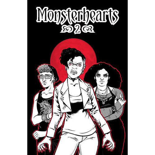 Buried Without Ceremony MONSTERHEARTS 2