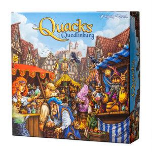 CMYK Games QUACKS OF QUEDLINBURG