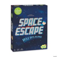SPACE ESCAPE (MOLE RATS IN SPACE)