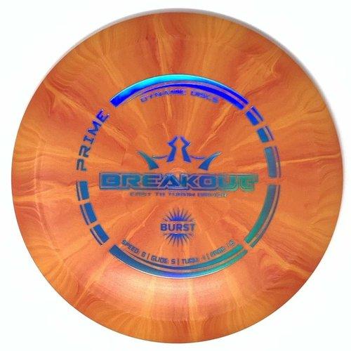 Dynamic Discs BREAKOUT PRIME BURST 155-159g Distance Driver