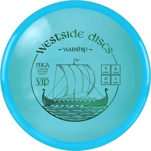 Westside Discs WARSHIP VIP 173g-176g