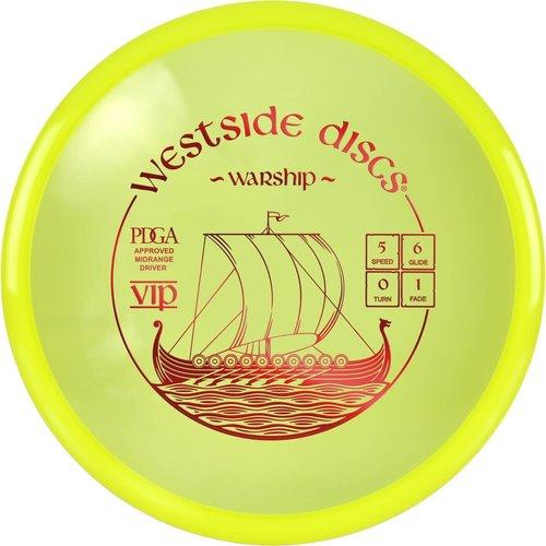 Westside Discs WARSHIP VIP 177g-180g
