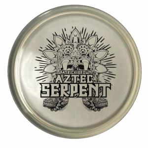 Legacy Discs AZTEC SERPENT PATRICK BROWN 170g-172g