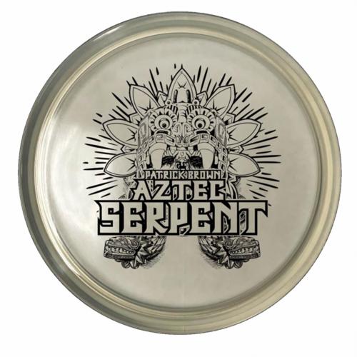 Legacy Discs AZTEC SERPENT PATRICK BROWN 170g-172g Midrange