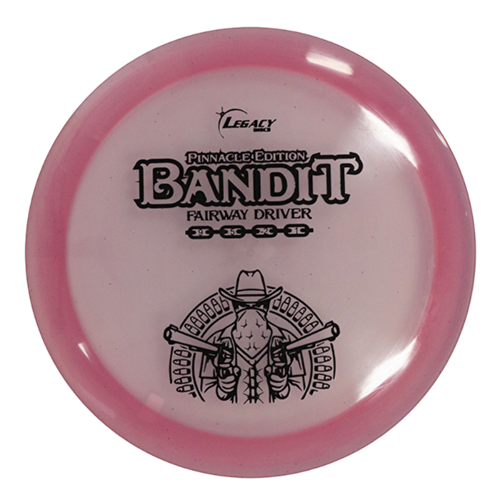 Legacy Discs BANDIT PINNACLE 173g-175g Fairway Driver