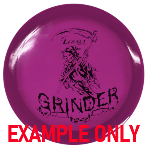 Legacy Discs GRINDER (Factory Second) PREMIUM DIST 160g-169g