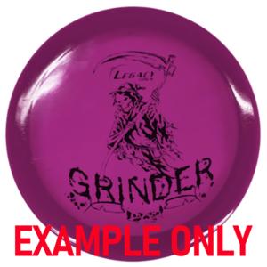 Legacy Discs GRINDER (Factory Second) PREMIUM DIST 173g-175g