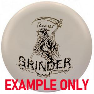 Legacy Discs GRINDER (Factory 2nd) BASE LINE P&A 173g-175g