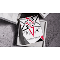 CARDISTRY FANNING RED