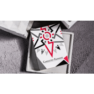 BOCOPO CARDISTRY FANNING RED