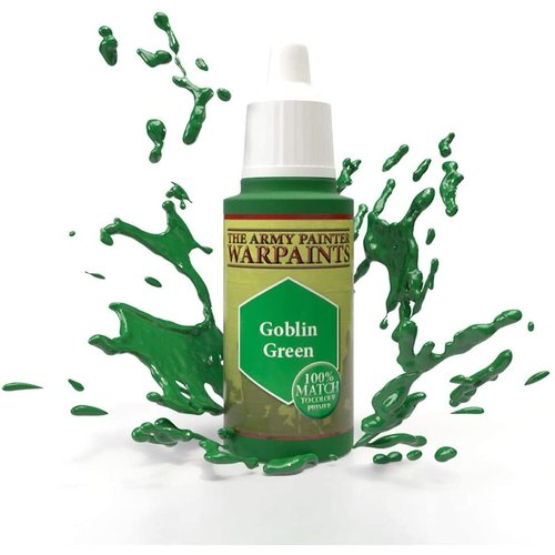 The Army Painter WARPAINT: GOBLIN GREEN