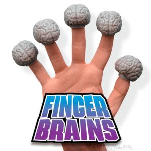 Archie McPhee FINGER BRAINS