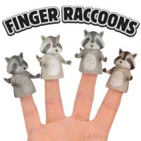 FINGER RACCOONS