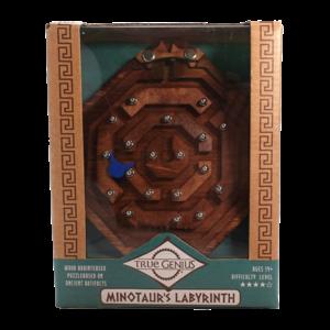 Project Genius MINOTAUR'S LABYRINTH LVL 4