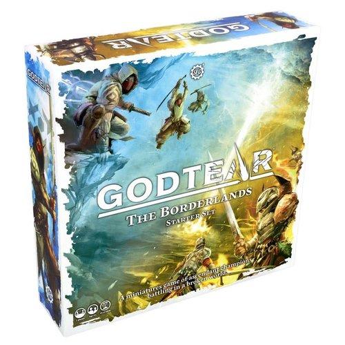 Steam Forged Games GODTEAR: BORDERLANDS STARTER SET