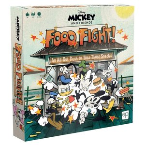 The Op | usaopoly MICKEY AND FRIENDS FOOD FIGHT