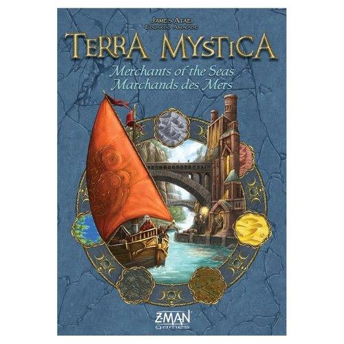 Capstone Games TERRA MYSTICA: MERCHANTS OF THE SEA