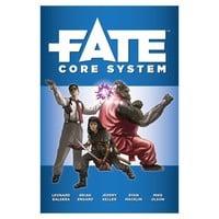 FATE CORE SYSTEM RULEBOOK