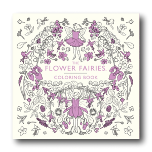 Warne THE FLOWER FAIRIES COLORING BOOK